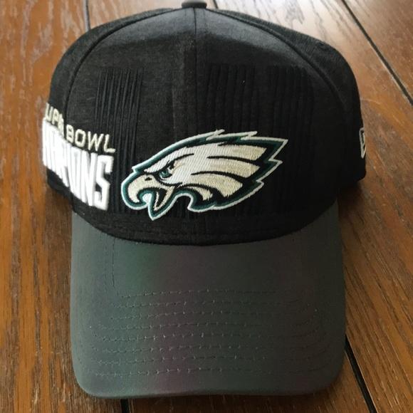 cheaper 8fcc2 b93a7 Eagles Super Bowl Champions Hat NWT